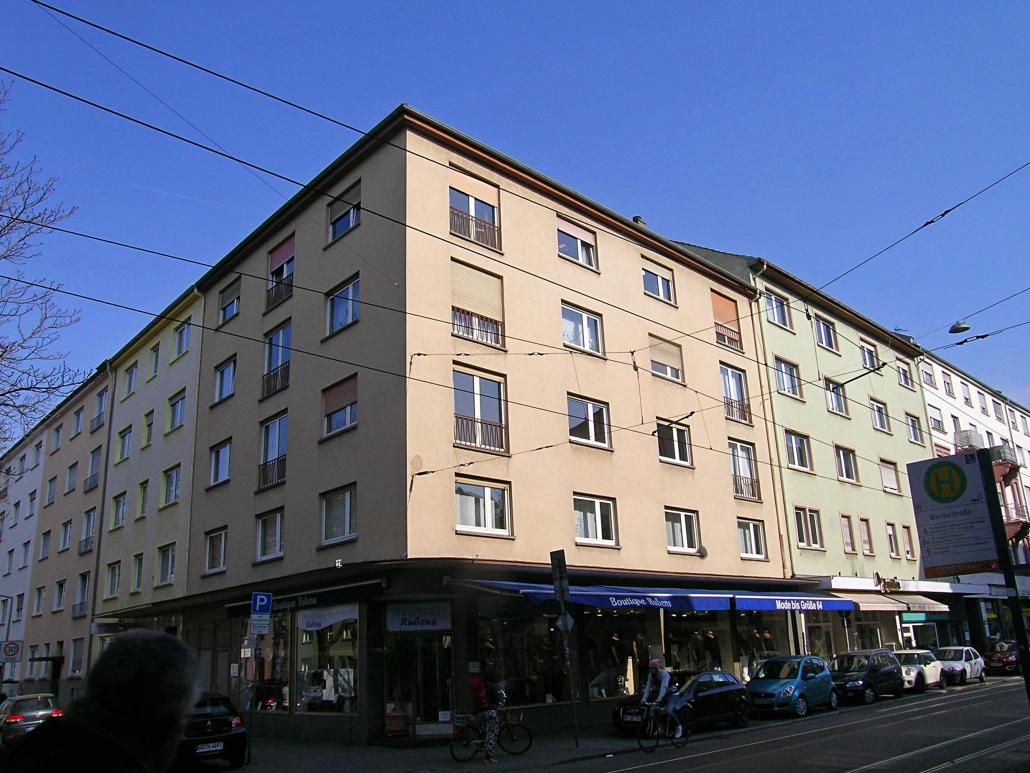 Wohn- und Geschäftshaus ca. 800 m² Wohn-/Nutzfläche