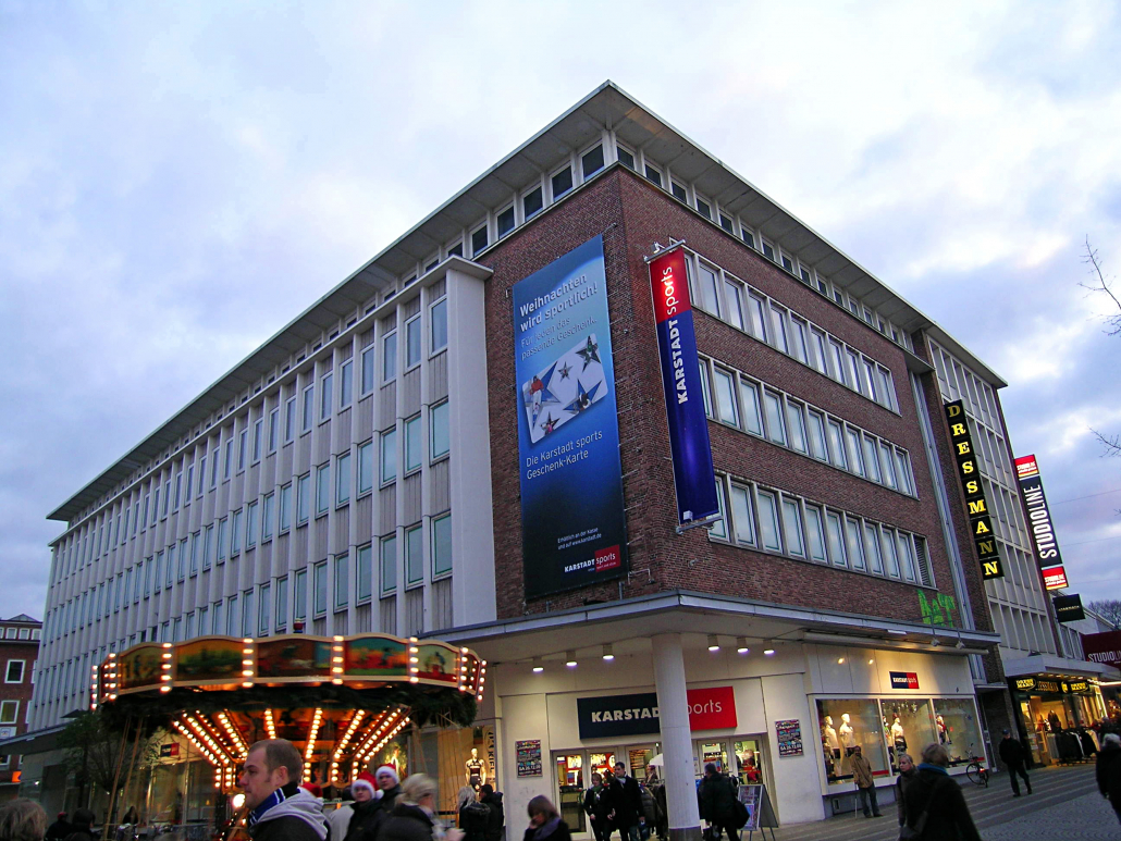 Kaufhaus ca. 4.600 m² Nutzfläche