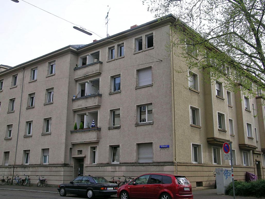 Zwei Mehrfamilienwohnhäuser ca. 1.500 m Wohnfläche
