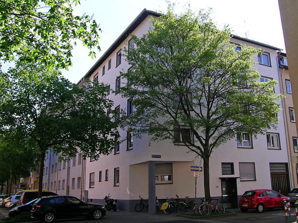 Mehrfamilienwohnhaus ca. 710 m² Wohnfläche